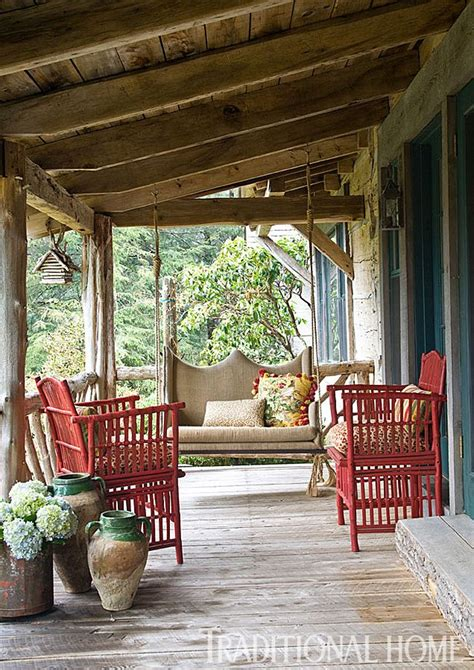 love this porch log cabin lodge pinterest 80 best cute cottage style porches images on pinterest
