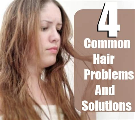 Hair Problem Solutions by How To Solve Common Hair Problems Herbal Remedies For