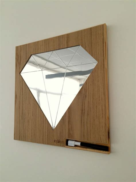 decorative wooden frame wall mirror day3dream