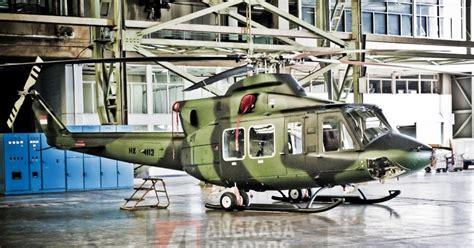 Helikopter Bell 412 defense studies ptdi serahkan 4 helikopter bell 412ep