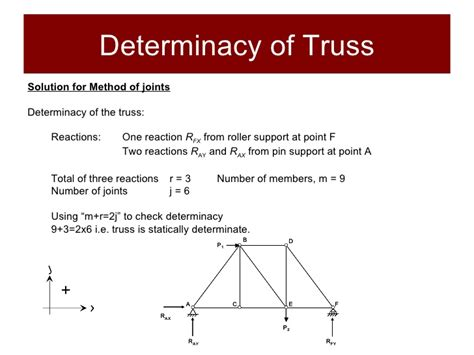 solving truss problems method of sections structures and materials section 1 statics
