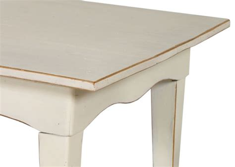 tavoli bianchi decapati tavolo shabby chic country painting decapato by myartistic