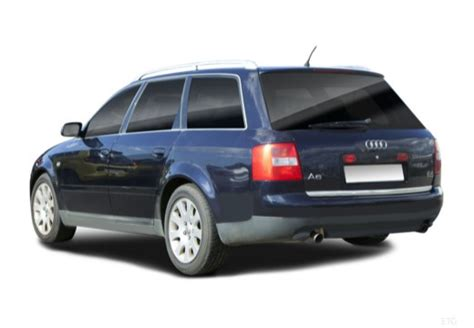 Audi A6 4b Kombi by Audi A6 Avant 2 4 Quattro Kombi S6 4b Ii 170km 2001