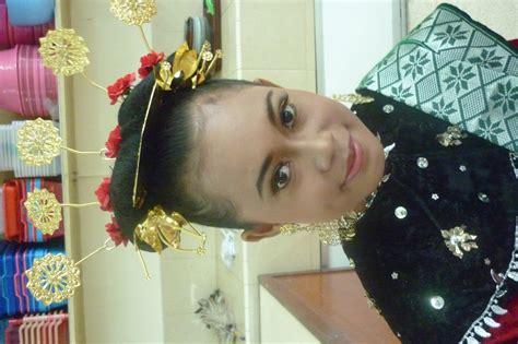 sasak bridal modern putri anandya damayanti sanggul daerah gelung malang