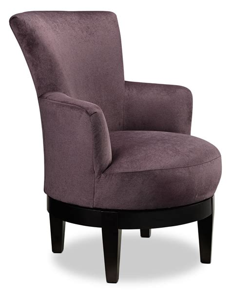 Plum Accent Chair Justine Accent Chair Plum S