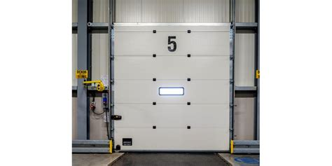 sectional overhead doors insulated industrial doors assa abloy entrance systems