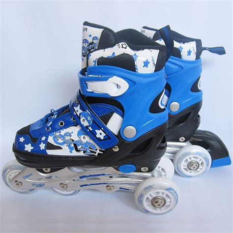Sepatu Roda Inline Skate Bajaj Karakter Obral Jual Sepatu Roda Inline Skate Anak Dan Dewasa Toko