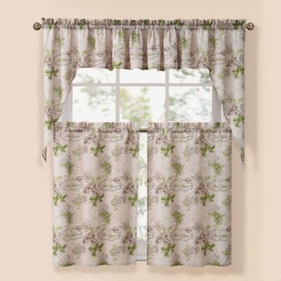 bed bath and beyond linen curtains buy linen curtain valances from bed bath beyond