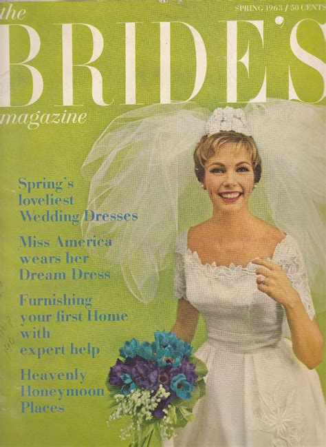 The Wedding Magazine by 237 Best Vintage Magazine Covers Images On
