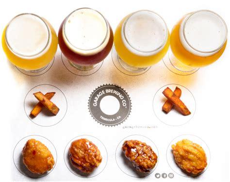 beers  pair  wings   super bowl liii