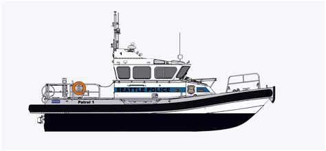 tow boat drawing kvichak awarded contract for building local harbor patrol