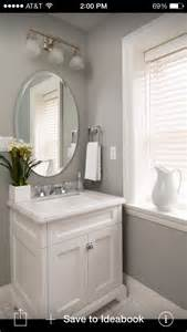 Bathroom Vanity Color Ideas by 17 Best Ideas About Grey Bathroom Vanity On Pinterest