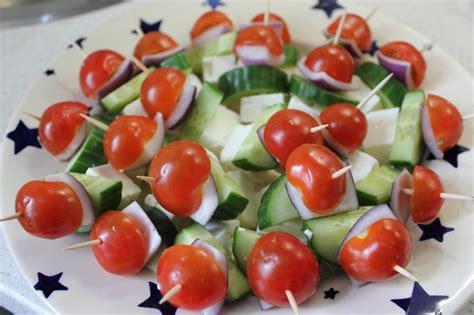 mini canape ideas salad mini canapes wedding food