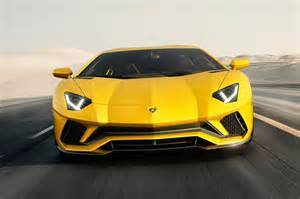 Lamborghini Cars New 2017 Lamborghini Aventador S Unveiled By Car Magazine