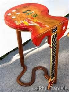 bent guitar table 1 hart furniture