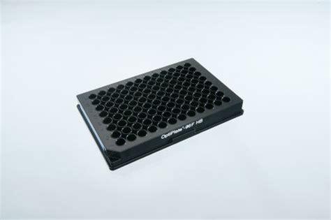 Elisa Black optiplate 96 black black opaque 96 well microplate