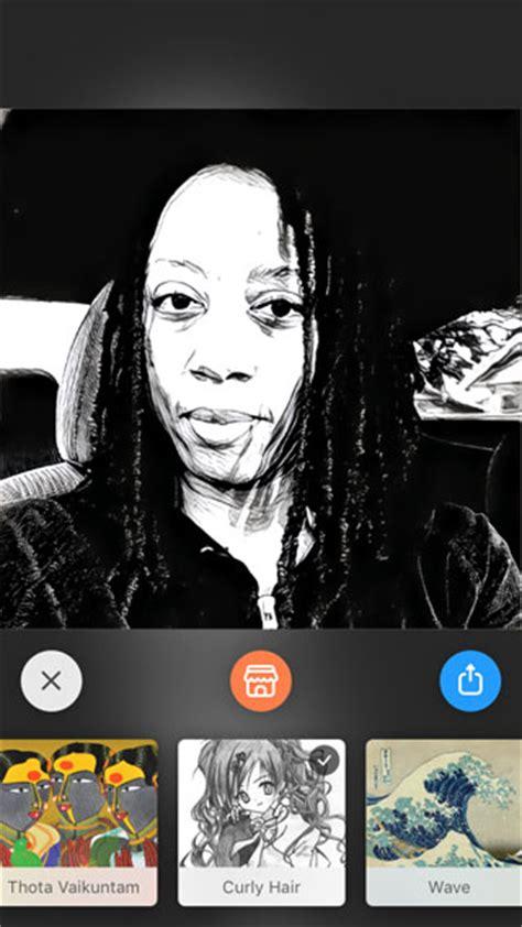 Iphone App Turn Photo Into
