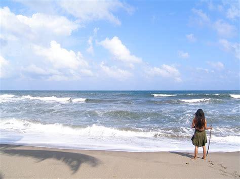 imagenes mujeres en el mar pensamientos y cosas del coraz 243 n me encanta mirar el mar