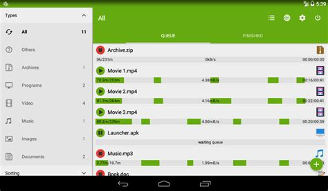 downloads on android advanced manager android apps on play