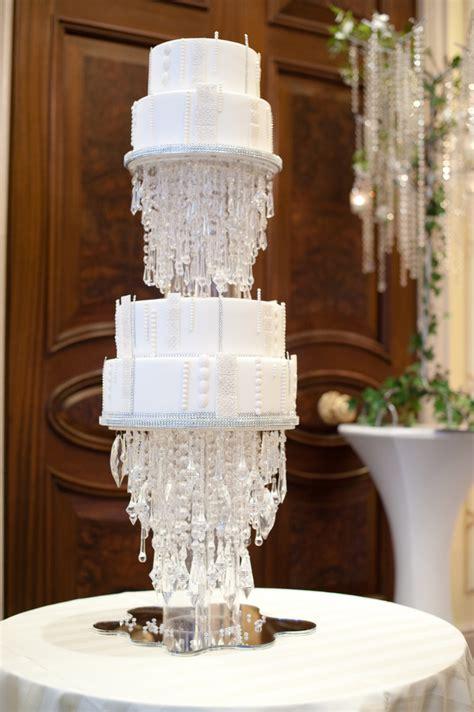 Cake Chandelier Outstanding Chandelier Wedding Cake Ideas Weddceremony