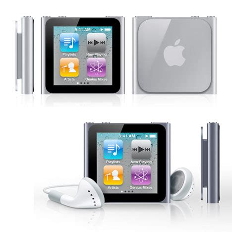 Ipod Nano Multi Touch image gallery ipod nano touch