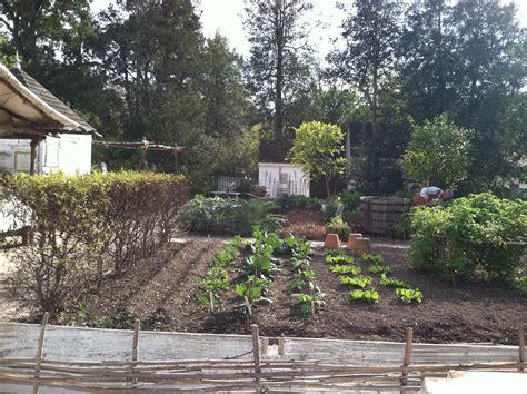 fall vegetable garden virginia colonial williamsburg virginia gregg morris