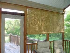 Waterproof Blinds For Screened Porch Porch Blinds Coolaroo Shades Porch Shades And Porch Awning