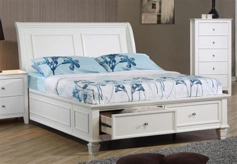 Low Bed Frame With Drawers by Size Platform Bed With Drawers Bed Headboards