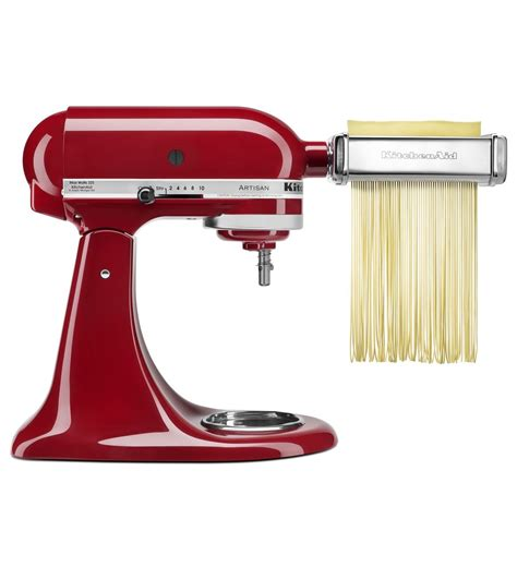 Kitchenaid: How Much Is The Kitchenaid Pasta Attachment