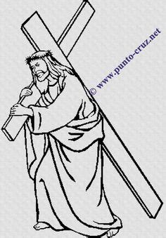 bordado punto de cruz lo borde  biblia de primera