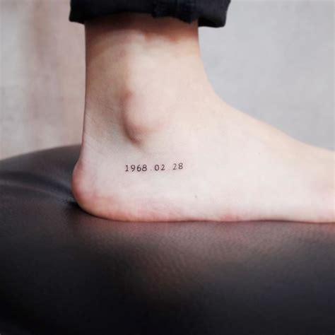 minimalist tattoo for dad 10 tiny discreet tattoos for people who love minimalism