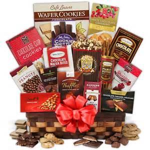 Chocolate Basket Chocolate Gift Basket Premium By Gourmetgiftbaskets Com