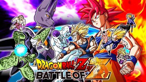 dragon ball vita wallpaper dragon ball z battle of z ps vita gameplay youtube