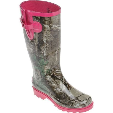 image for winner 174 s realtree xtra 174 rubber boots