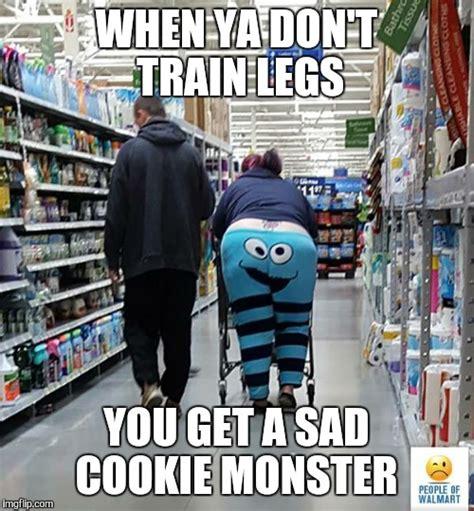Wal Mart Meme - people of walmart cookie monster imgflip
