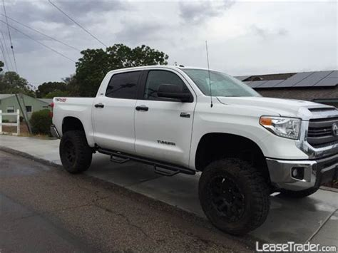 Toyota Leases Toyota Tundra Lease Autos Post