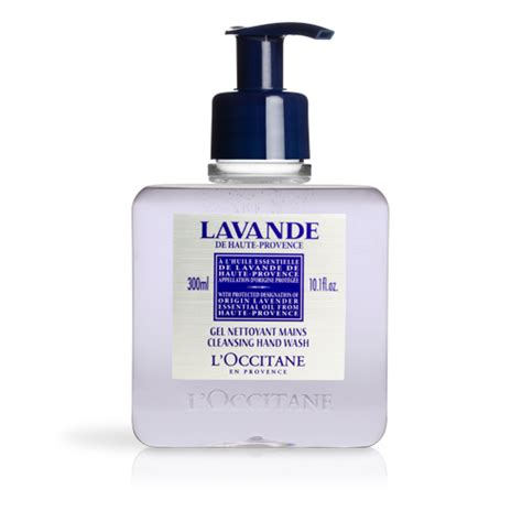 Wash Eco Balance Lavender Neroli lavender cleansing wash l occitane usa