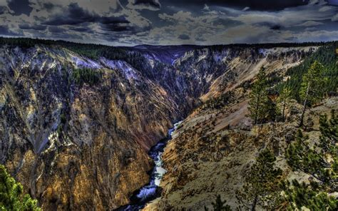 yellowstone national park wallpapers hd wallpapers id grand canyon of the yellowstone full hd wallpaper and