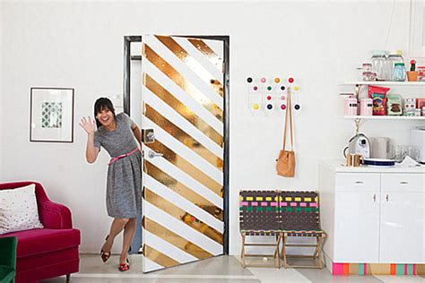 Oh Joy Furniture 12 Diy Projects That Make A Statement With Contact Paper