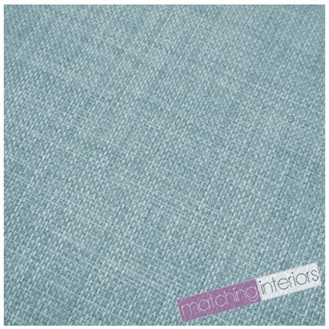 duck egg upholstery fabric duck egg fabric soft linen look polyester material