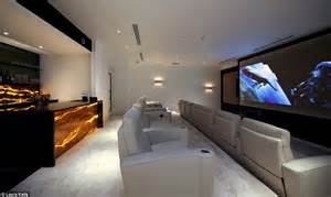 Small Spare Bedroom Ideas the real cost of george and amal clooney s home cinema in