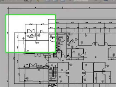how to do floor plan using adobe acrobat to find the square footage of a floor