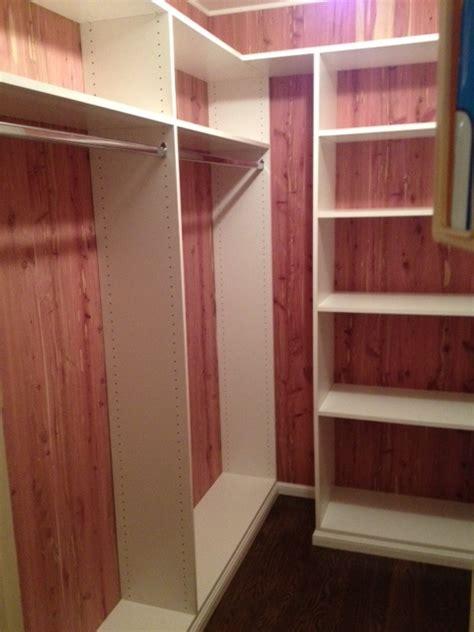 Closet Cedar Lining by 1000 Ideas About Cedar Closet On Cherry