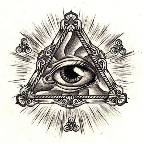 all seeing eye tattoo designs 17 best ideas about all seeing eye on all