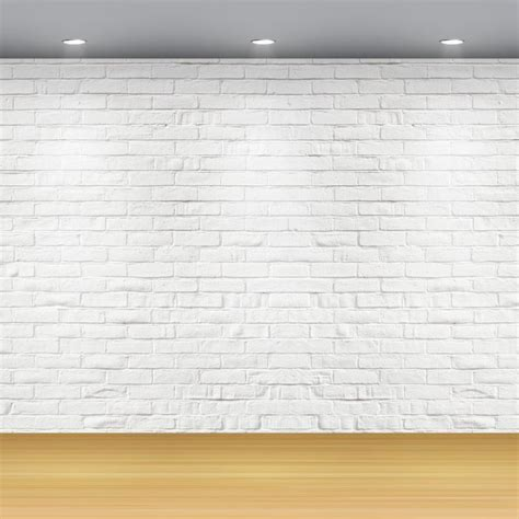 cool vinyl wallpaper white brick wallpaper removable and re usable cool art