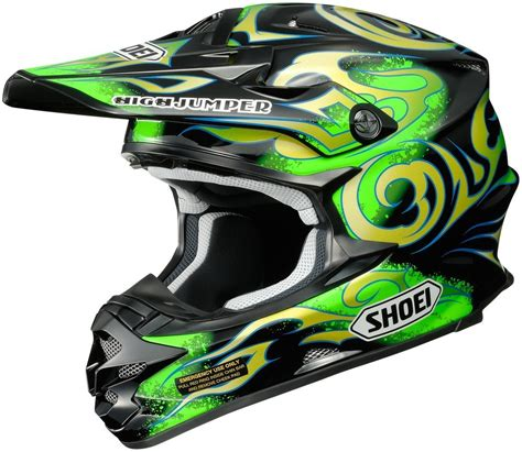 shoei motocross helmets 404 33 shoei vfx w taka dot approved motocross mx helmet
