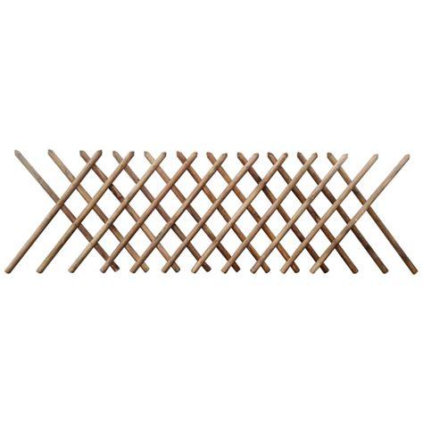 traliccio estensibile traliccio estensibile in legno impregnato 250 x 100 cm