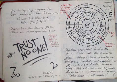 Pdf Gravity Falls Journal Encounters Supernatural by Gravity Falls Journal Pages Wallpaper