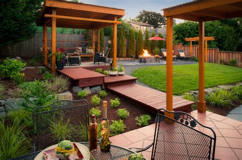 Backyard Ideas Pictures Mulch Backyard Backyard Landscape Design Ideas Pictures House Design Ideas
