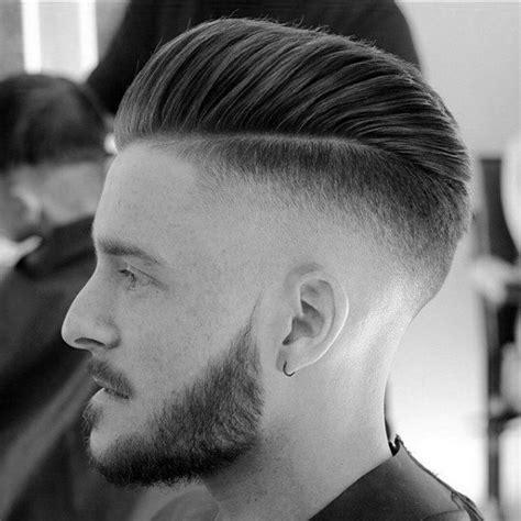 skin fade haircut  men  sharp masculine styles